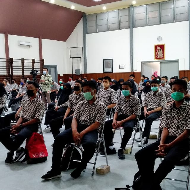 PEMBEKALAN KELAS INDUSTRI PT. CIPTA FUTURA SMK N 2 YOGYAKARTA 3