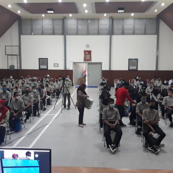 PEMBEKALAN KELAS INDUSTRI PT. CIPTA FUTURA SMK N 2 YOGYAKARTA 2