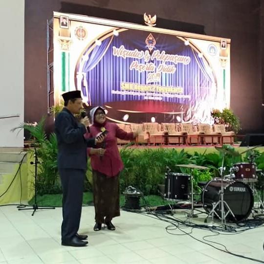 Wisuda Siswa Siswi Kelas XII SMK Negeri 2 Yogyakarta